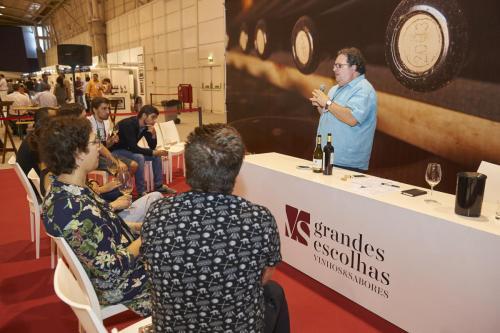 Grandes Escolhas Vinhos e Sabores 29 Out 2017